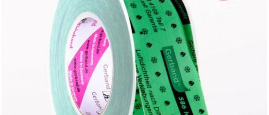 Gerband 586 50mm Universal Sealing Tape (GREEN) DIN4108 50 Year Durability Tested