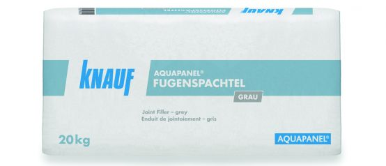 Knauf Aquapanel Exterior Joint Filler - Grey