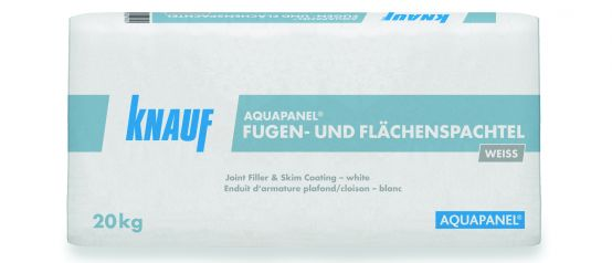 Knauf Aquapanel Interior Joint Filler & Skim Coat - White