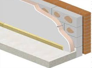 Kooltherm K16. Insulated Plasterboard for Plaster-Dab/ Adhesive Bonded Dry-Lining