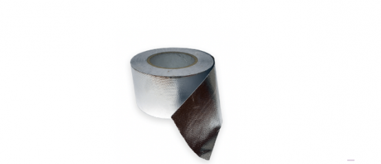 PHS Reflective foil tape 50mm x 50m (SILVER)