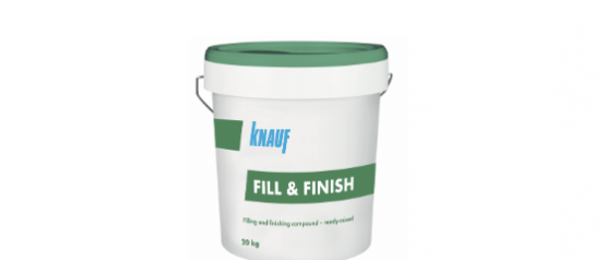 Knauf Fill and Finish