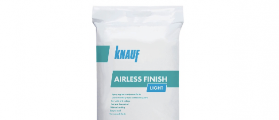 Knauf Airless Finish Light (bag)