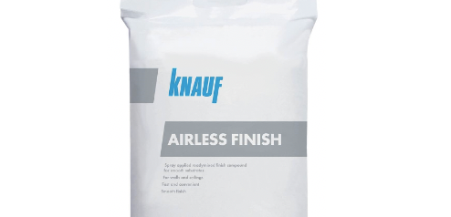 Knauf Airless Finish