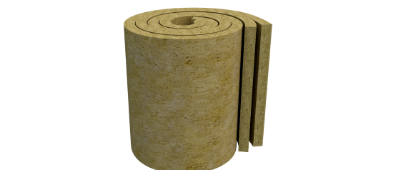 Rockwool Twin Roll